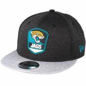 Keps Jacksonville Jaguars 9Fifty On Field Black Snapback - New Era - Svart Snapback