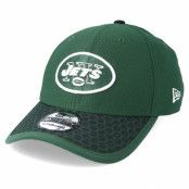 Keps New York Jets Sideline 39Thirty Green Flexfit - New Era