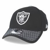 Keps Oakland Raiders Sideline 39Thirty Black Flexfit - New Era