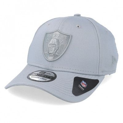 Keps Oakland Raiders Team Tonal 39Thirty Grey Flexfit - New Era - Grå Flexfit