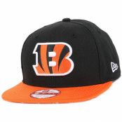 Keps Cincinnati Bengals NFL Sideline 9Fifty Snapback - New Era