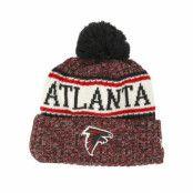 Mössa Atlanta Falcons Sport Knit Red Pom - New Era