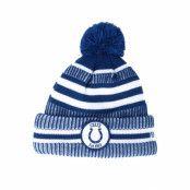 Mössa Indianapolis Colts On Field 19 Sport Knit 2 Blue/White Pom - New Era - Blå Tofs