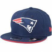 Keps Kids New England Patriots Classic Tm Navy Snapback - New Era