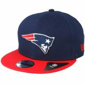 Keps Kids New England Patriots Essential 9Fifty Navy Snapback - New Era