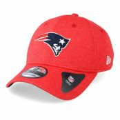 Keps New England Patriots Shadow Tech 39Thirty Red Flexfit - New Era - Röd Flexfit