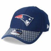 Keps New England Patriots Sideline 39Thirty Navy Flexfit - New Era - Blå Flexfit
