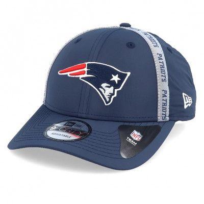 Keps New England Patriots Taped 9Forty Navy Adjustable - New Era - Blå Reglerbar