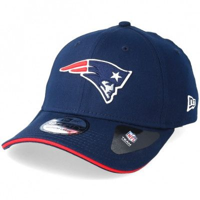 Keps New England Patriots Team 39Thirty Navy Flexfit - New Era