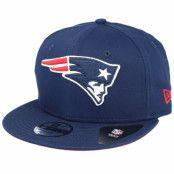 Kepsar New England Patriots Team Classic Jr Navy Snapback - New Era