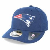 Kepsar New England Patriots Team Classic Low Profile 59Fifty Navy Fitted - New Era