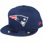Keps New England Patriots Team Classic Navy Snapback - New Era - Blå Snapback