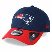 Keps New England Patriots Team Mesh 9Forty Navy Adjustable - New Era