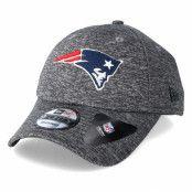 Keps New England Patriots Tech 9Forty Grey Adjustable - New Era