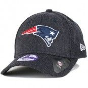 New Era - Kids New England Patriots Seasonal Heather Navy 940 Adjustable