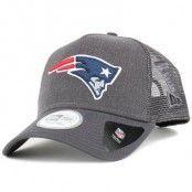 New Era - New England Patriots Heather Grey Trucker