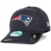 New Era - New England Patriots Seasonal Heather Navy 940 Adjustable