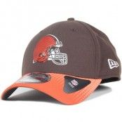 New Era - Cleveland Browns NFL 15 Draft 39Thirty Flexfit (S/M)