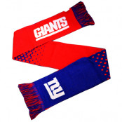 New York Giants Halsduk Fade