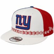 Keps New York Giants 9Fifty NFL Draft 2019 White/Red/Blue Snapback - New Era - Vit Snapback