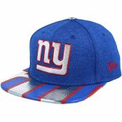 Keps New York Giants Draft 2017 9Fifty Blue Snapback - New Era - Blå Snapback