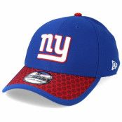 Keps New York Giants Sideline 39Thirty Royal Blue Flexfit - New Era