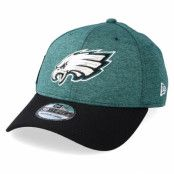 Keps Philadelphia Eagles 39Thirty On Field Green/Black Flexfit - New Era - Grön Flexfit