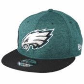 Keps Philadelphia Eagles 9Fifty On Field Dark Teal/Black Snapback - New Era - Grön Snapback