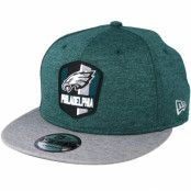Keps Philadelphia Eagles 9Fifty On Field Green Snapback - New Era - Grön Snapback