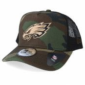 Keps Philadelphia Eagles Essential Camo Trucker - New Era - Camo Trucker