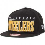 New Era - Pittsburgh Steelers NFL Big Word 9Fifty (S/M)