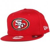New Era - San Francisco 49ers Logo Prime 9Fifty Snapback (S/M)