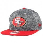Keps San Francisco 49ers NFL Draft 2016 9Fifty Snapback - New Era - Grå Snapback