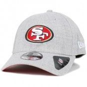 New Era - San Francisco 49ers NFL Heather 39Thirty Flexfit (S/M)