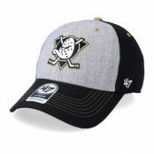 Keps Anaheim Ducks Formation 47 Mvp Grey/Black/Khaki Adjustable - 47 Brand - Svart Reglerbar
