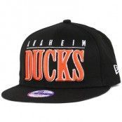 New Era - Kids Anaheim Ducks Big Word 9Fifty Snapback