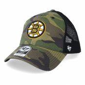 Keps Boston Bruins Branson 47 Mvp Camo/Black Trucker - 47 Brand - Camo Trucker