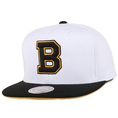 2222783f8cbed Mitchell   Ness - Boston Bruins D Memory Snapback - Supportersbutiken