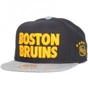 Mitchell & Ness - Boston Bruins Forces Snapback