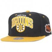 Kepsar Boston Bruins Team Arch - Mitchell & Ness