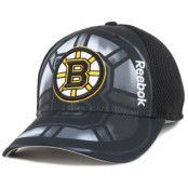 Keps Boston Bruins 2nd Season 2016 Adjustable - Reebok - Svart Reglerbar