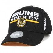 Reebok - Boston Bruins Locker Room 3 Flexfit (S/M)