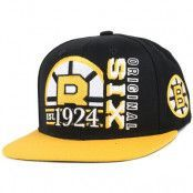 Reebok - Boston Bruins Org 6 Snapback