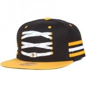 Zephyr - Boston Bruins Lace Locker Room Black Snapback