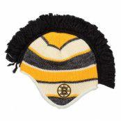 Mössa Boston Bruins Faceoff Mohawk Knit - Reebok - Svart Tofs