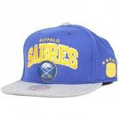 Mitchell & Ness - Buffalo Sabres Line Snapback