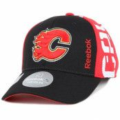 Keps Calgary Flames 2016 Draft Flexfit - Reebok - Svart Flexfit