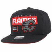 Keps Calgary Flames Cool N Dry Snapback - Reebok
