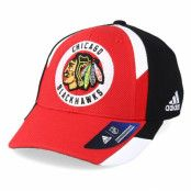 Keps Chicago Blackhawks Echo Red/Navy Flexfit - Adidas - Röd Flexfit