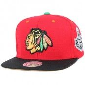 Mitchell & Ness - Chicago Blackhawks 2012-2013 Stanley Cup Snapback